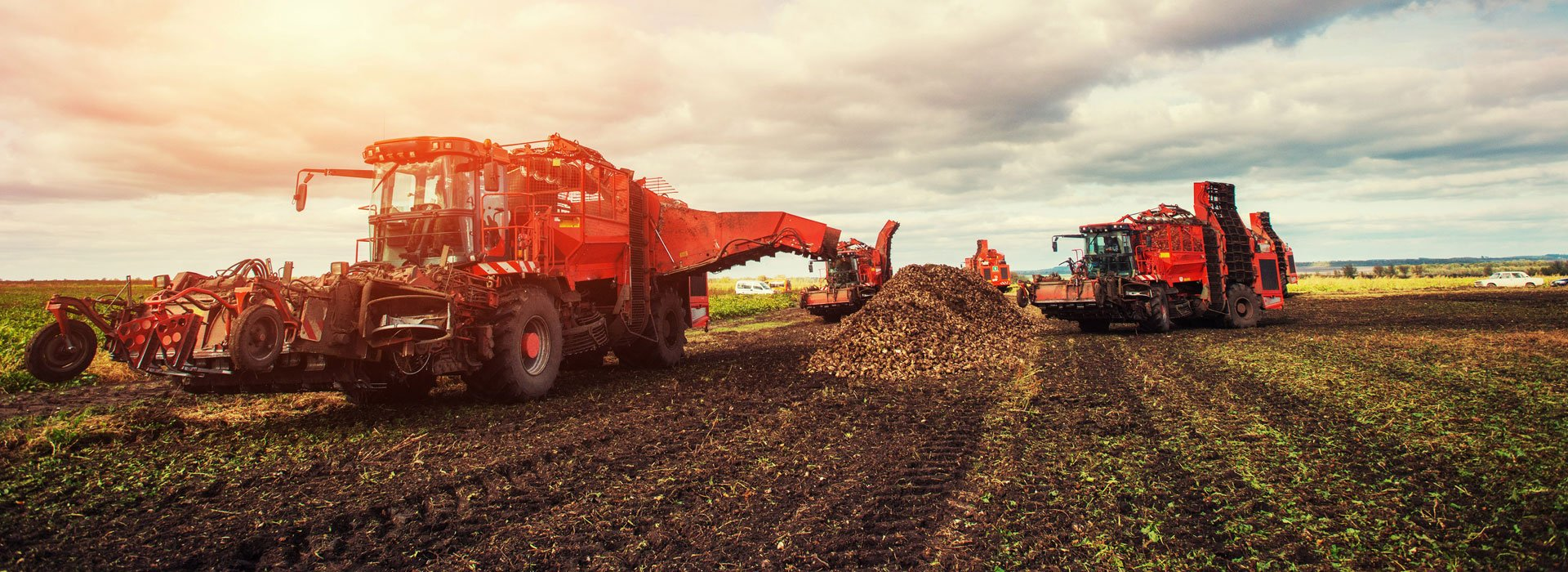 Farming Equipment Software Solutions